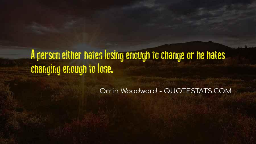 Quotes About Losing Who You Are #11255