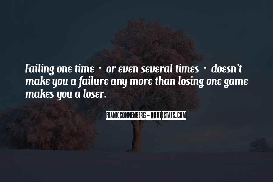 Quotes About Losing Who You Are #28372