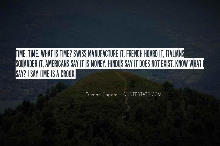 Quotes About Time Not Money #113628