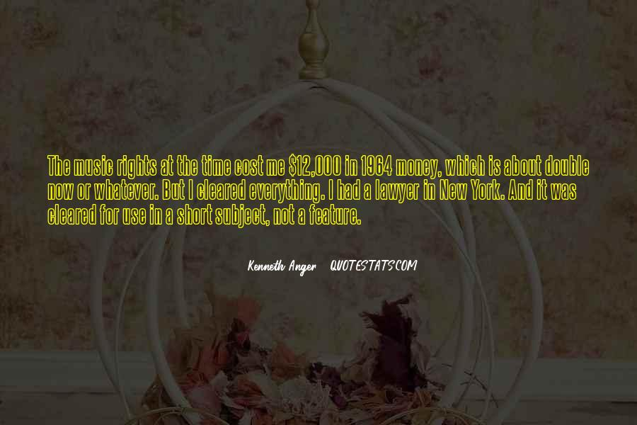 Quotes About Time Not Money #115005
