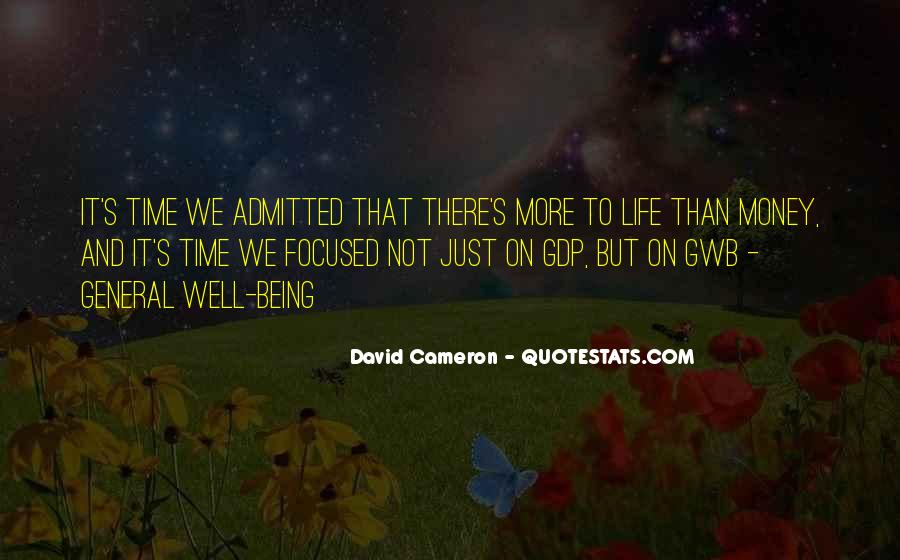 Quotes About Time Not Money #120693