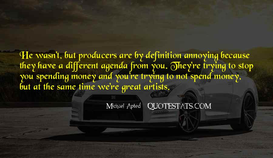 Quotes About Time Not Money #129155