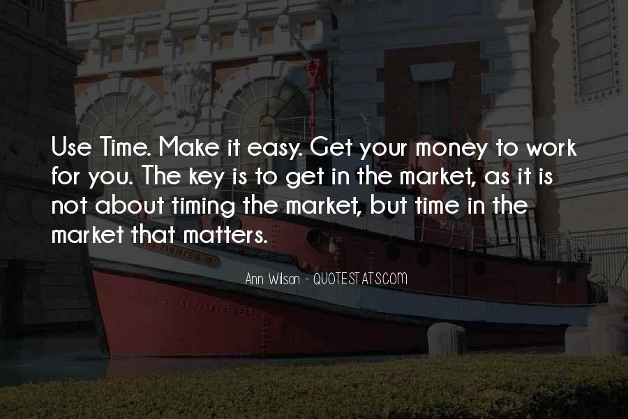Quotes About Time Not Money #166