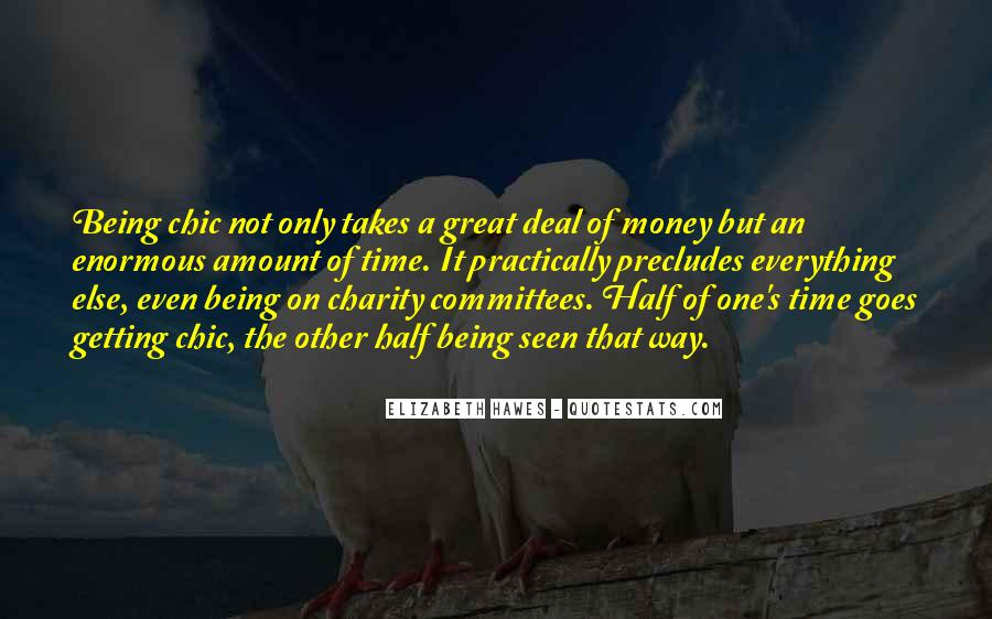 Quotes About Time Not Money #23591