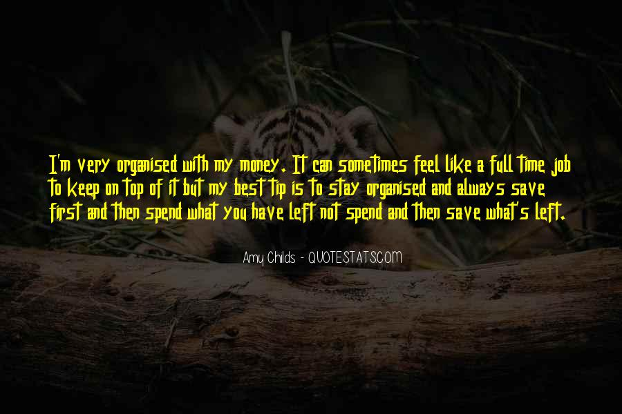 Quotes About Time Not Money #250505