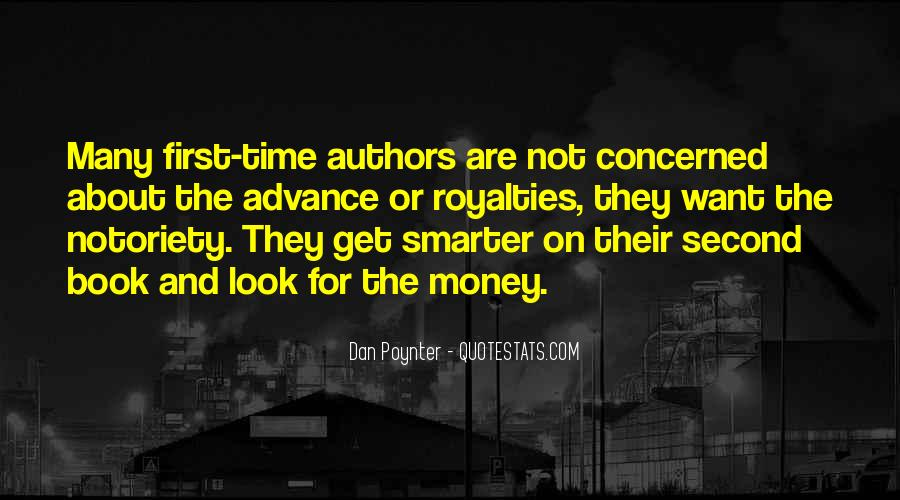 Quotes About Time Not Money #283371