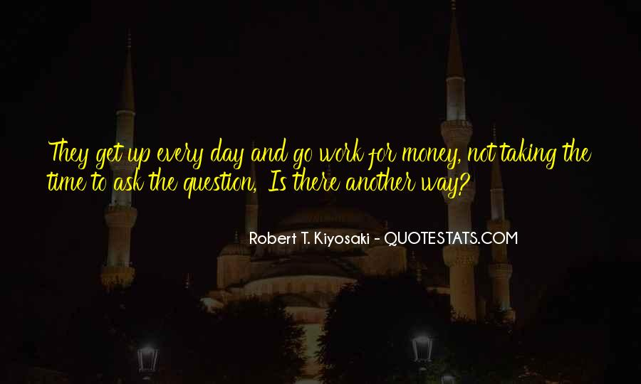 Quotes About Time Not Money #369555
