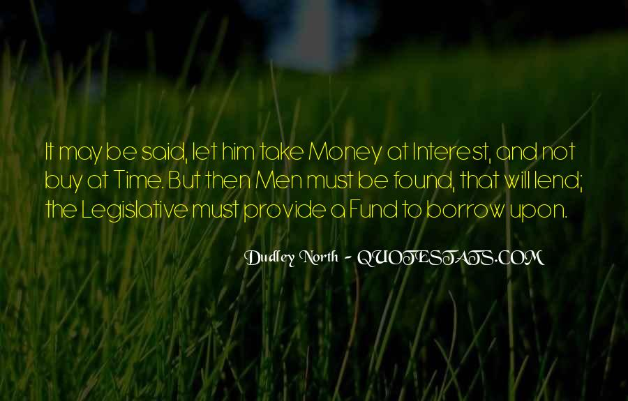 Quotes About Time Not Money #449469