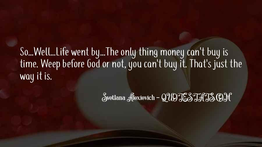 Quotes About Time Not Money #641772