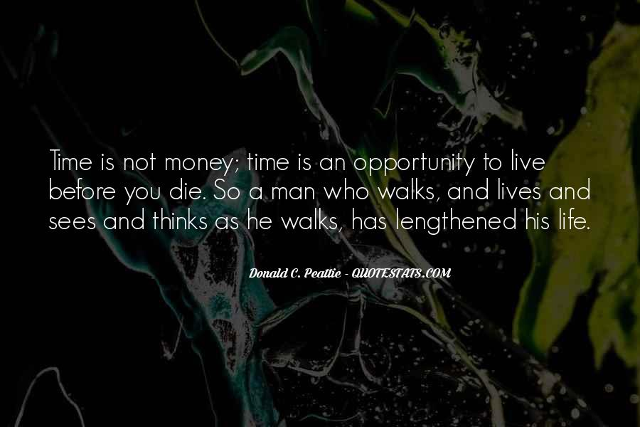 Quotes About Time Not Money #737428