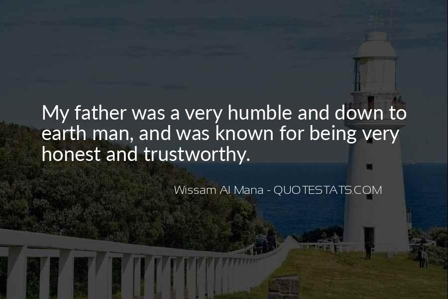 Quotes About Trustworthy Man #1672825