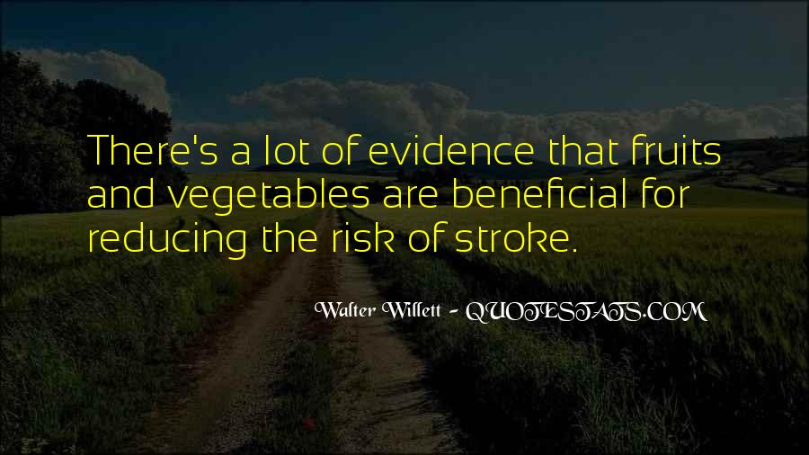 Quotes About Reducing Risk #86565
