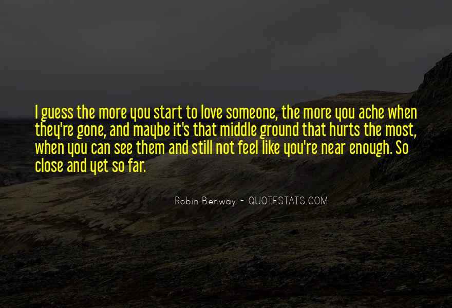 Quotes About Not Like Someone #136295