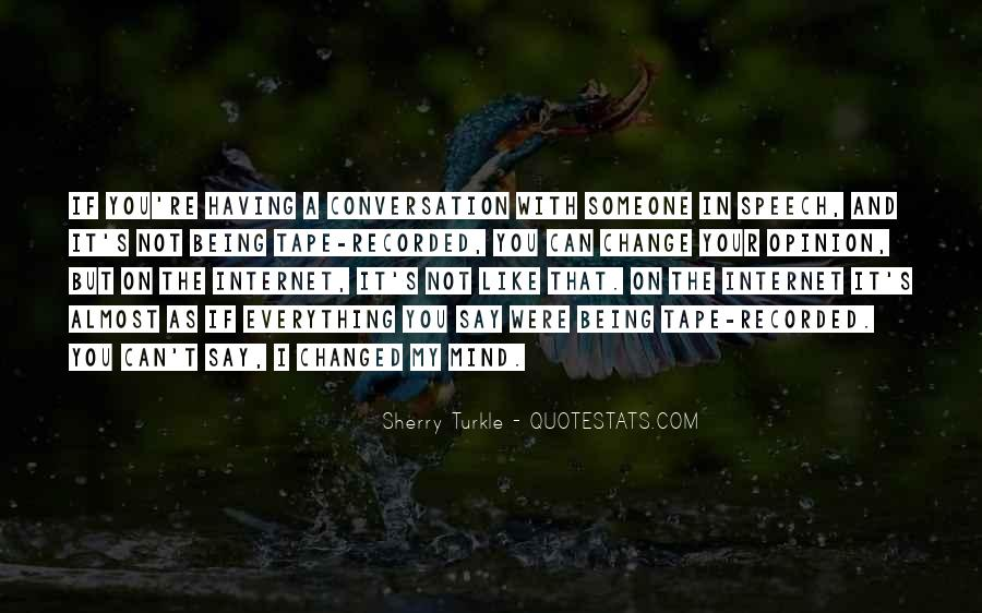Quotes About Not Like Someone #152590