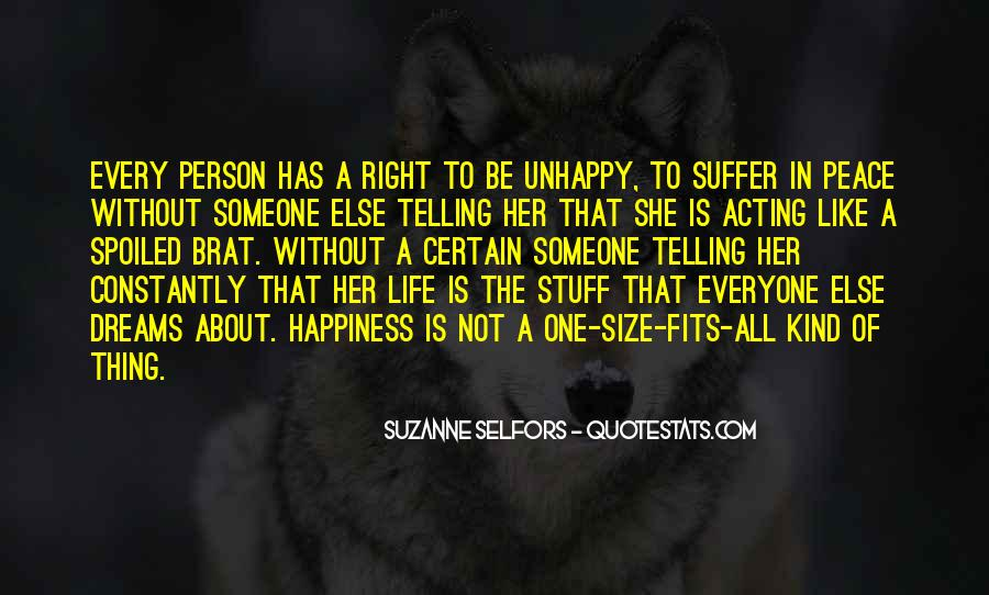 Quotes About Not Like Someone #211037