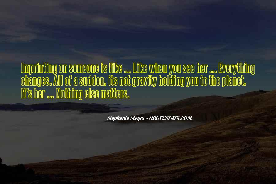 Quotes About Not Like Someone #231893