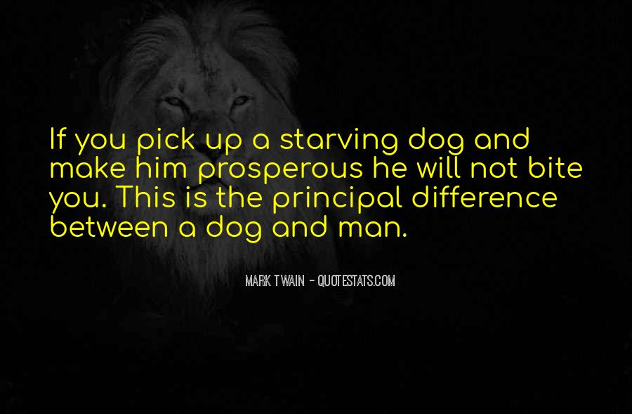 Quotes About Starving Animals #230412