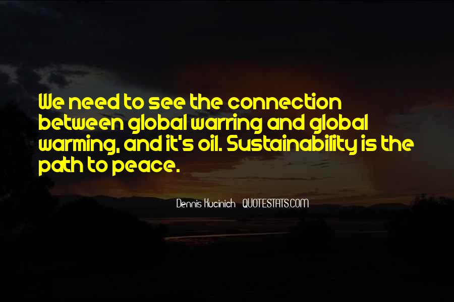 Quotes About Global Connections #488272