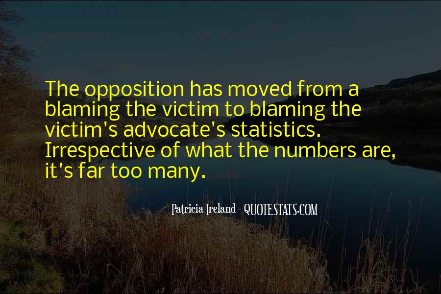 Quotes About Being The Victim #32291