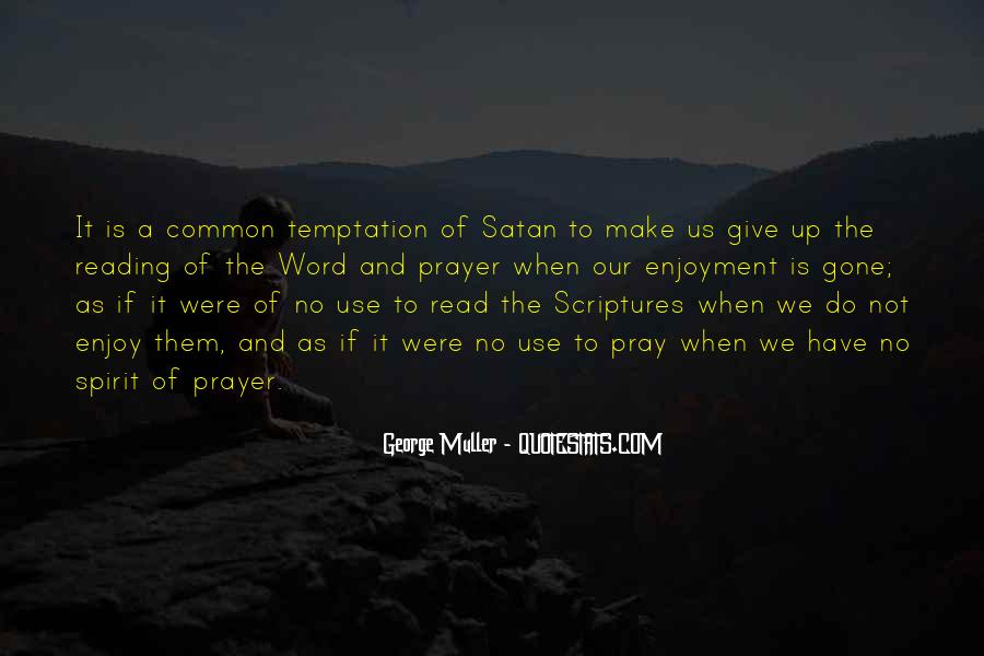 Quotes About Reading Scriptures #1760036