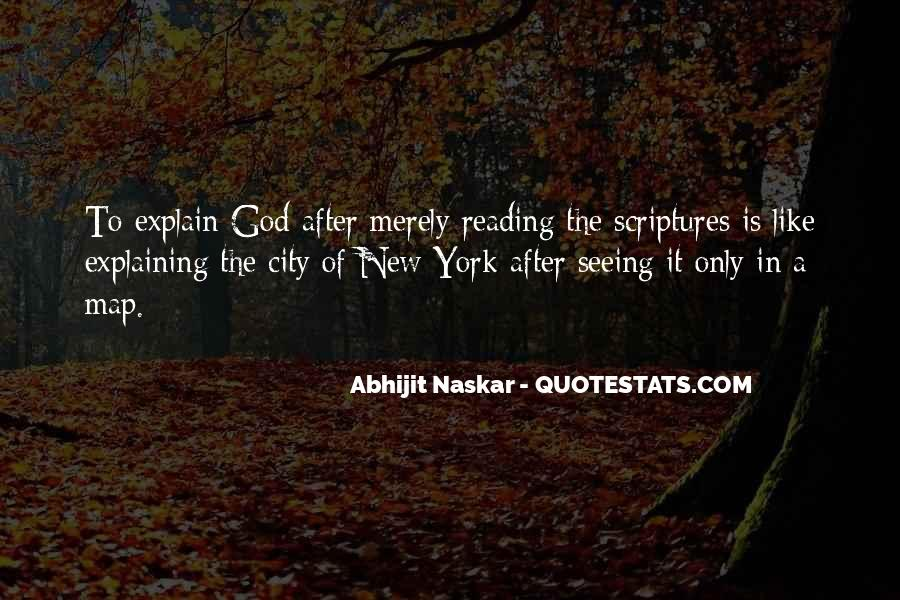 Quotes About Reading Scriptures #1772495