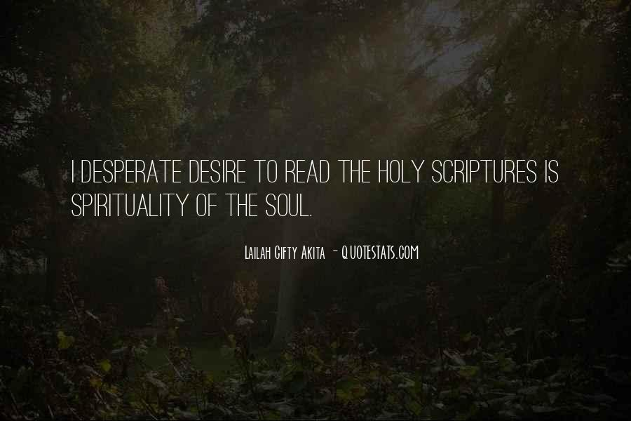 Quotes About Reading Scriptures #494299