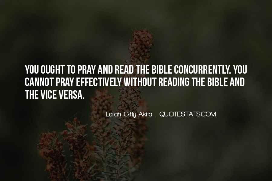 Quotes About Reading Scriptures #769031