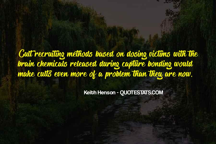 Quotes About Bonding #100816