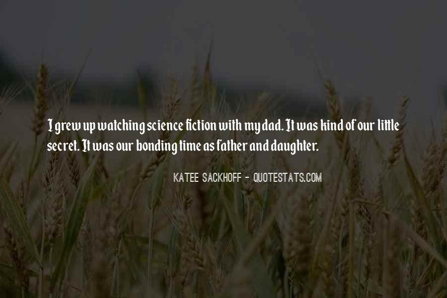 Quotes About Bonding #804345