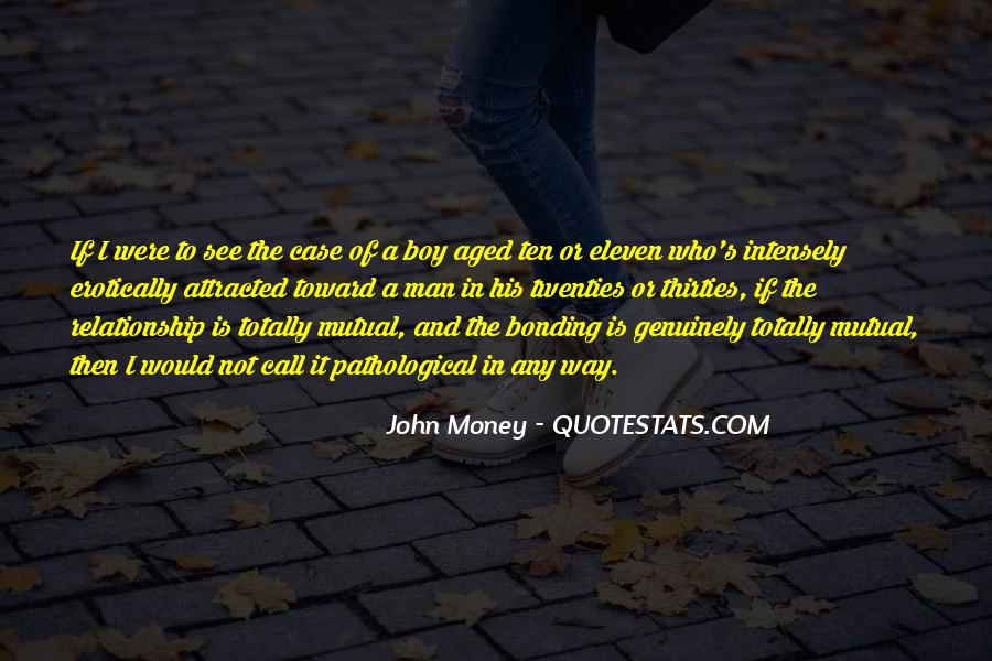 Quotes About Bonding #834706