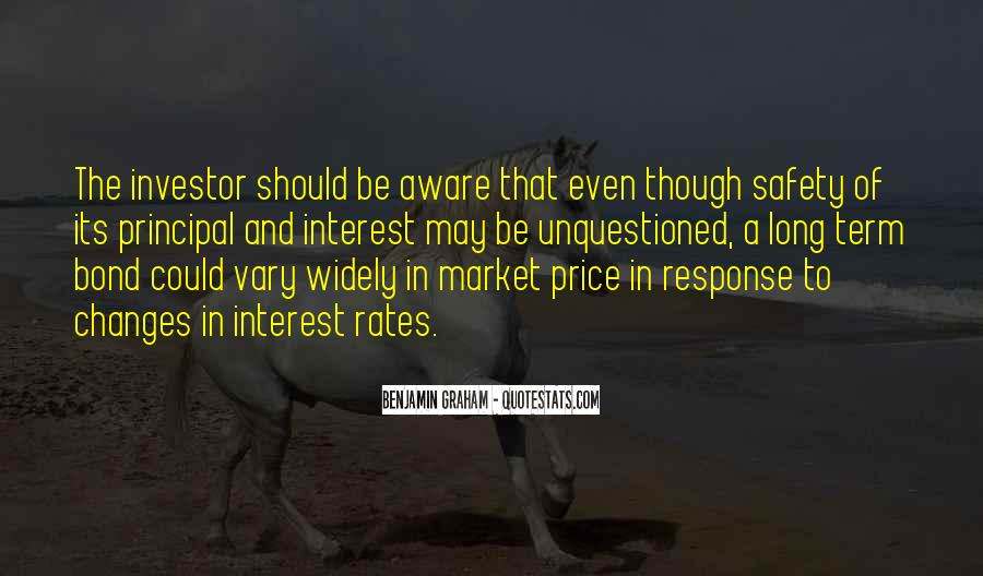 Quotes About Long Term Investing #151484