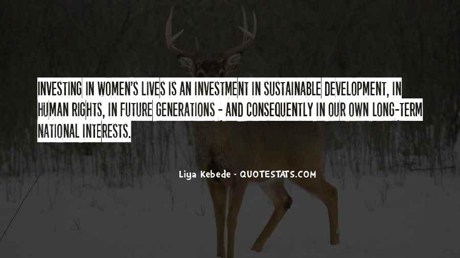 Quotes About Long Term Investing #1759117