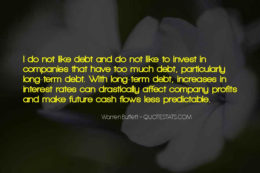 Quotes About Long Term Investing #253012
