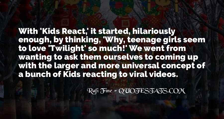 Quotes About Love Videos #1839726