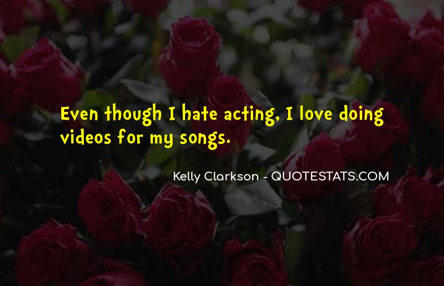 Quotes About Love Videos #445315