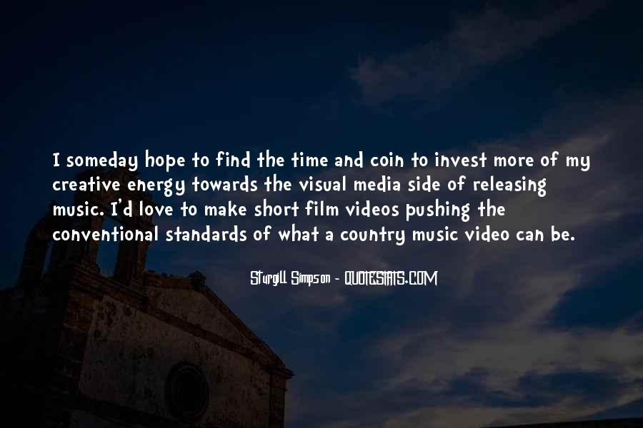 Quotes About Love Videos #590370