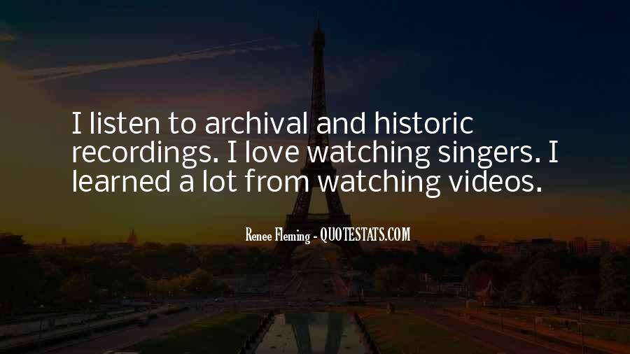 Quotes About Love Videos #713458