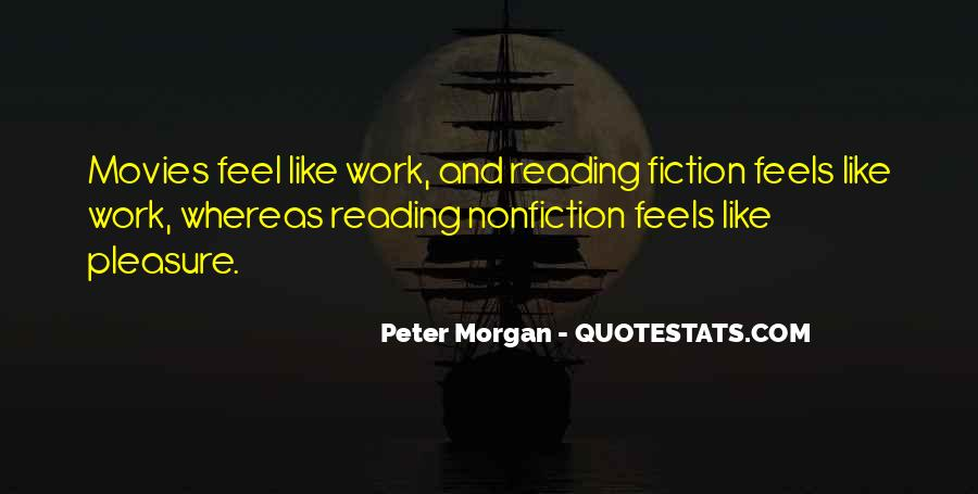 Quotes About Reading Nonfiction #11440