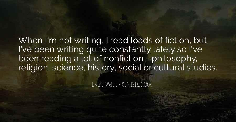 Quotes About Reading Nonfiction #138365