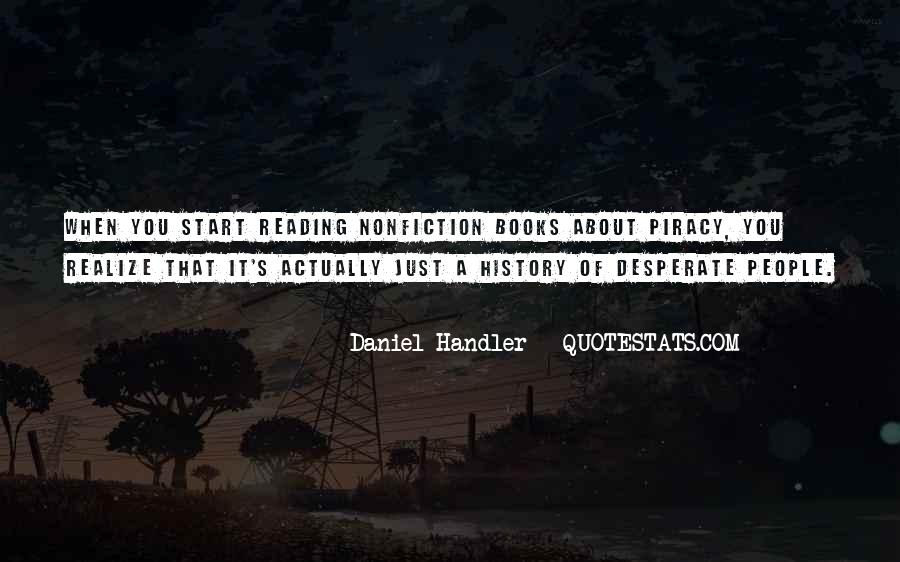 Quotes About Reading Nonfiction #1676633