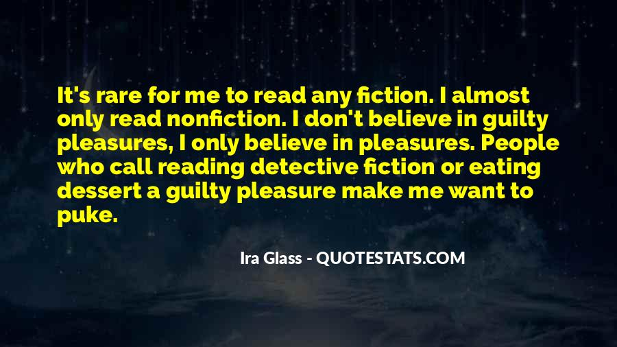 Quotes About Reading Nonfiction #1735540