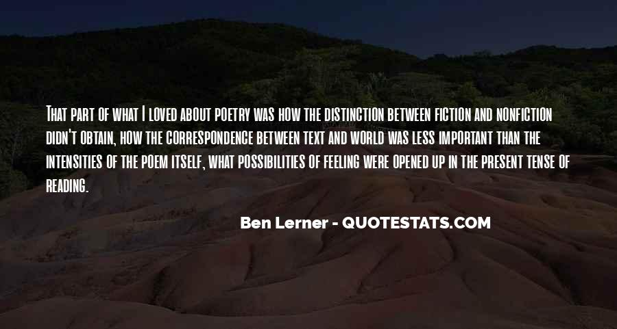 Quotes About Reading Nonfiction #708507