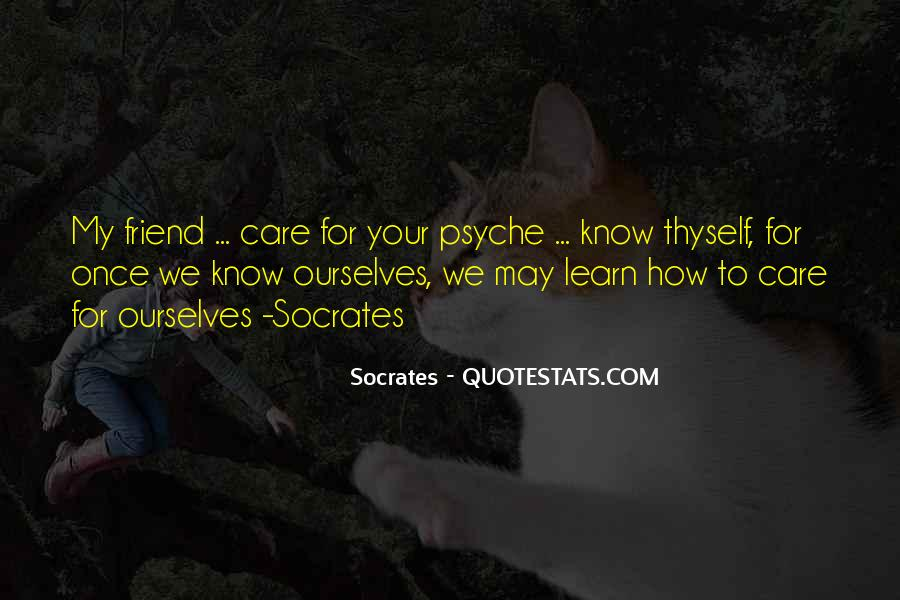 Quotes About Your Psyche #1005852