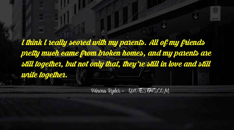 Quotes About Friends That Are In Love #557621