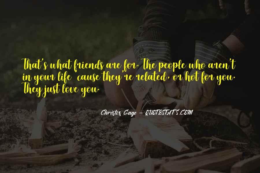 Quotes About Friends That Are In Love #806461