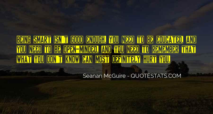 Quotes About Being Good Enough For You #637791