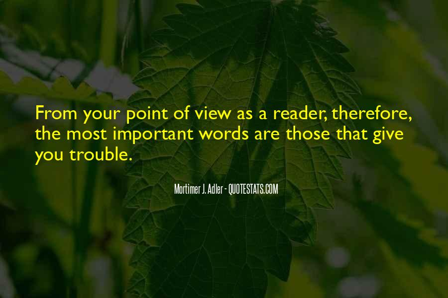 Quotes About Reading From Books #105603