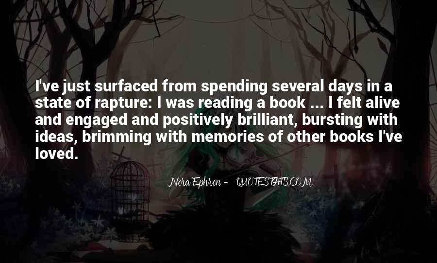 Quotes About Reading From Books #117298