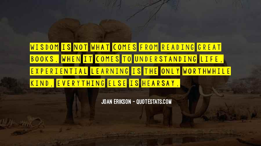 Quotes About Reading From Books #135033