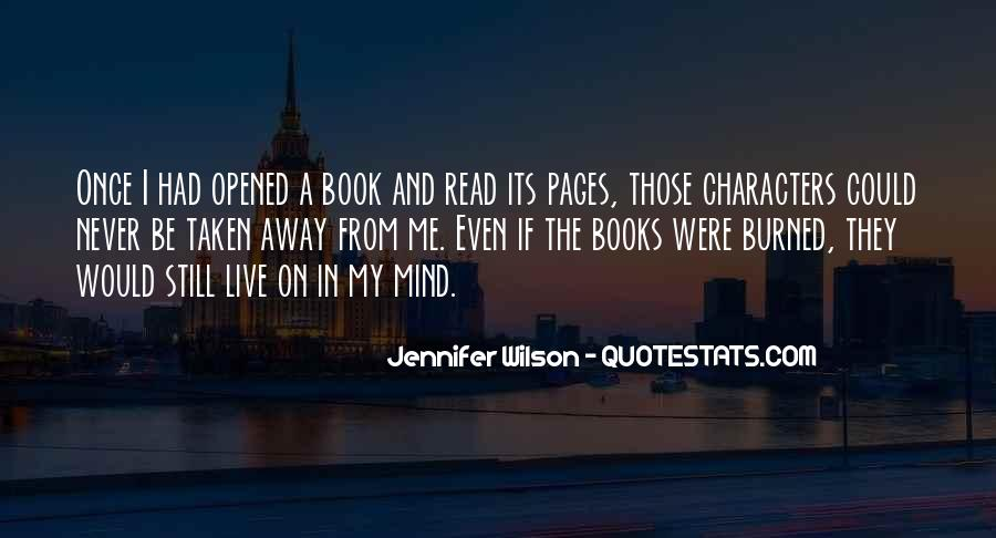 Quotes About Reading From Books #235988